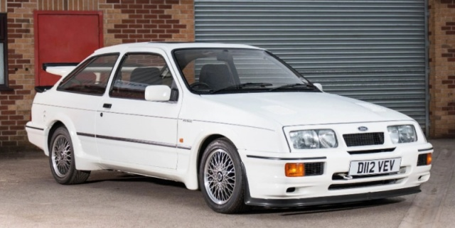 Ford Sierra Cosworth RS500 No1