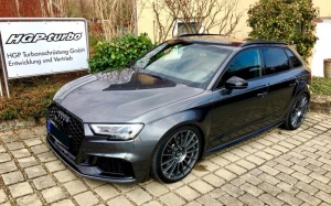 Audi RS3 HGP Turbo