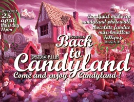 Back to CANDY LAND