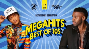 Megahits Best of 10s by Rock The City@Hungi