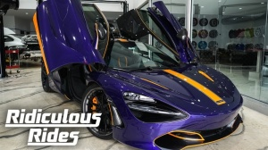Wheels Boutique McLaren 720S