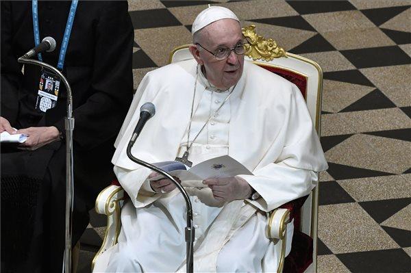 NEK – Ferenc pápa zsidók és keresztények egységét szorgalmazta az antiszemitizmussal szemben
